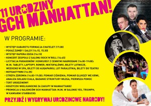 11 Urodziny Manhattan program
