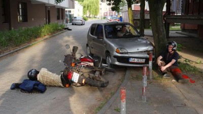 symulacja wypadku (2)