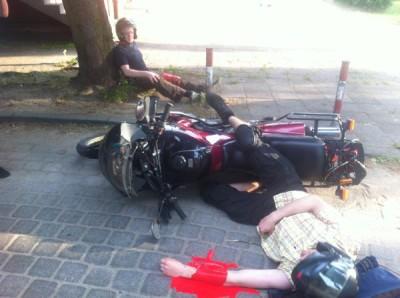 symulacja wypadku 6